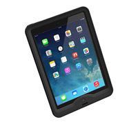 LifeProof Nuud WaterProof, DirtProof, SnowProof, ShockProof Case Black για iPad Air 1902-01