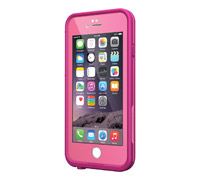 "LifeProof Fre With TouchID WaterProof, DirtProof, SnowProof, ShockProof Case Pink για iPhone 6 (4.7"") 77-50336"