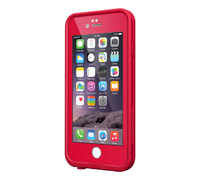 "LifeProof Fre WaterProof, DirtProof, SnowProof, ShockProof Case Red για iPhone 6 / 6S (4.7"") (77-50339) (OFF2)"