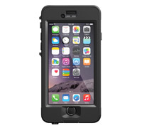 "LifeProof Nuud WaterProof, DirtProof, SnowProof, ShockProof Case Black για iPhone 6 (4.7"") (77-51862)"