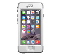 "LifeProof Nuud With TouchID WaterProof, DirtProof, SnowProof, ShockProof Case White για iPhone 6 (4.7"") 77-50349"