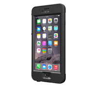 LifeProof Nuud WaterProof, DirtProof, SnowProof, ShockProof Case Black για iPhone 6 Plus (77-51866)