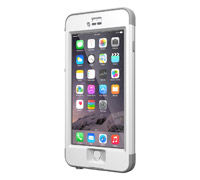 LifeProof Nuud WaterProof, DirtProof, SnowProof, ShockProof Case White για iPhone 6 Plus (77-51867)
