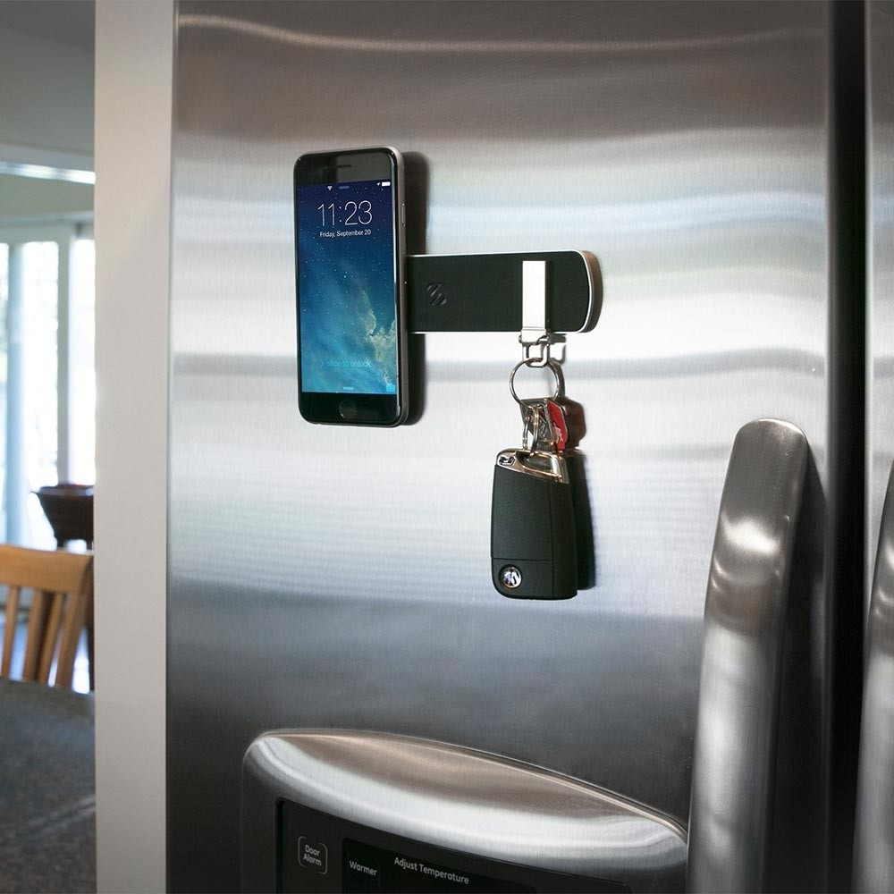 Scosche MagicMount Elite Bar Space Gray MEBSG-XTET: Magnetic Mount Ταμπλό + Stand για Smartphones & Αξεσουάρ