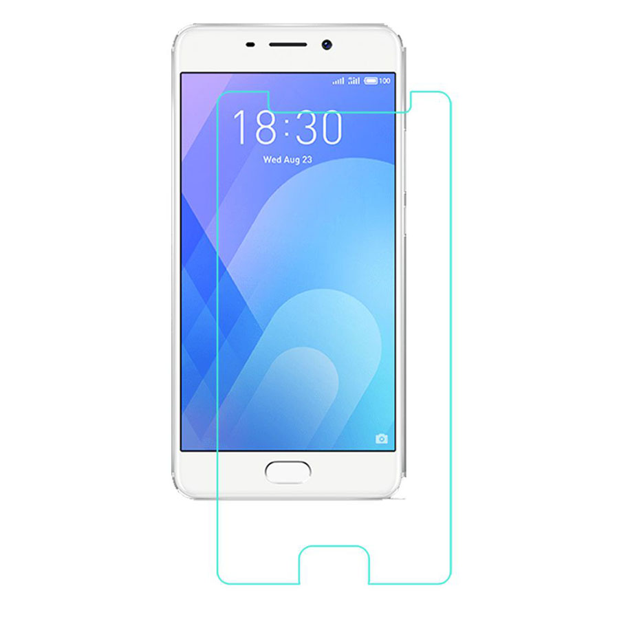 Soultronic Tempered Glass Screen Protector για Meizu M6 Note