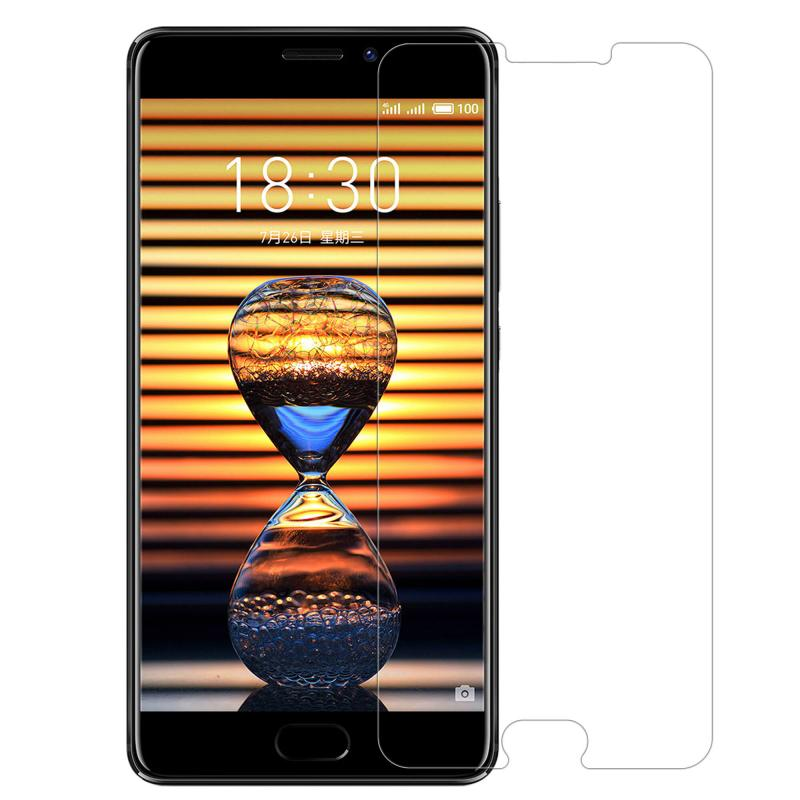 Inos Tempered Glass Screen Protector για Meizu Pro 7 (M792H)