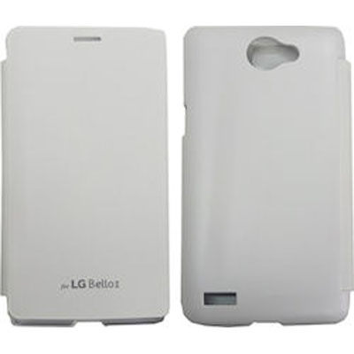 Mercury Book Case για LG L Bello II White