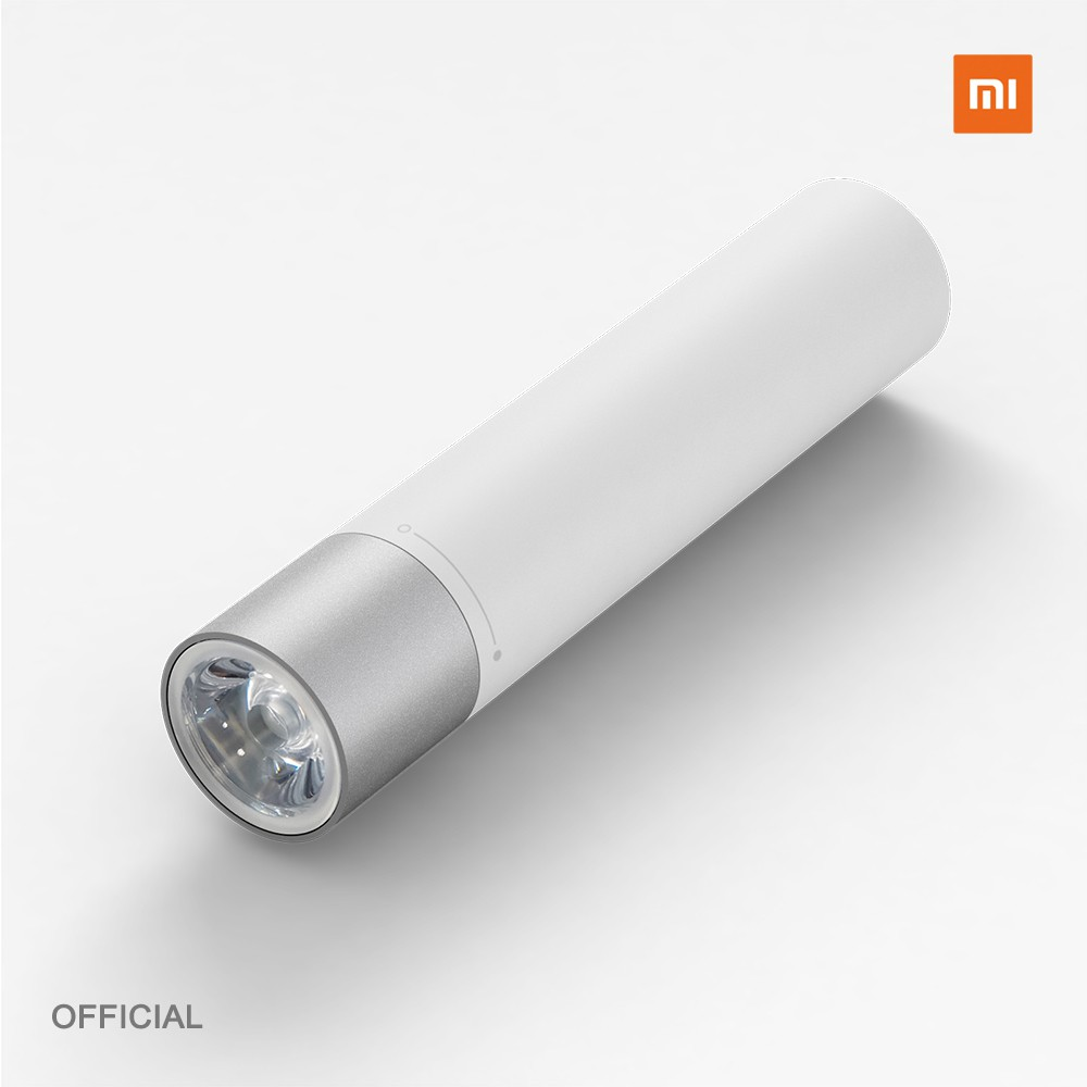 Xiaomi LBP01ZM Mi Power Bank Flashlight 3250mAh | Φακός LED | Φορτιστής Ανάγκης