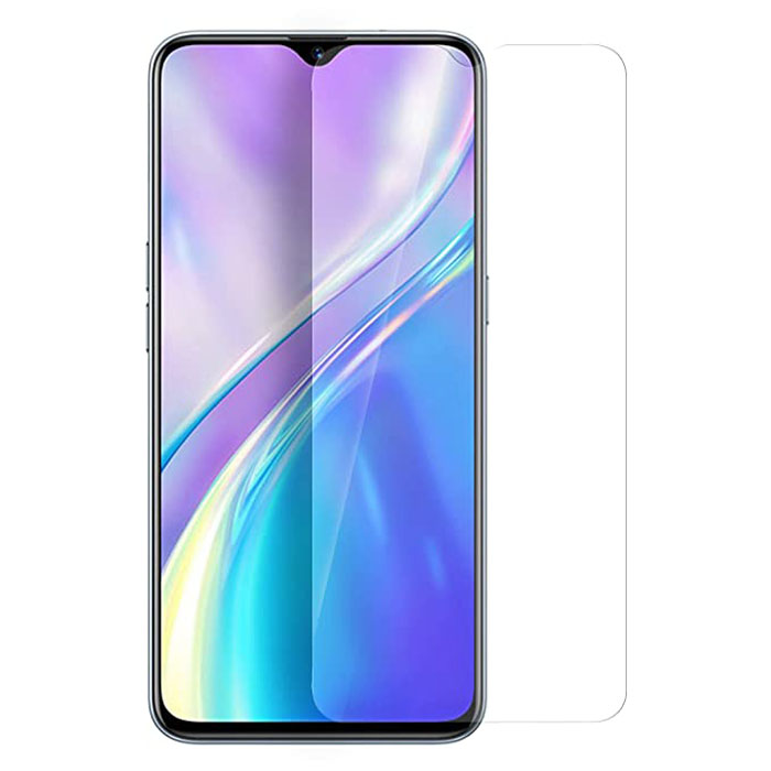 Mocolo 3D Full Face Tempered Glass 9H Clear για Realme X2