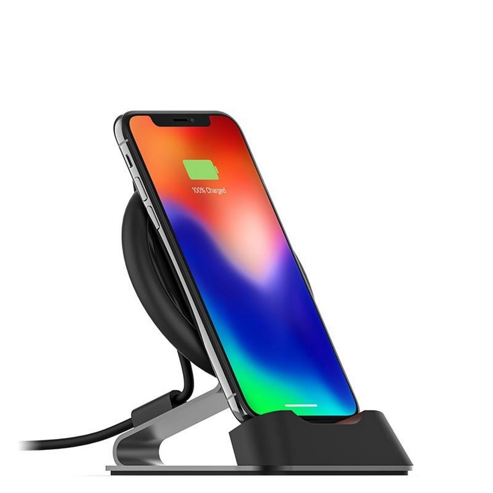 Mophie Qi Wireless Charge Stream & Desk Stand | Στηρίξτε και φορτίστε χωρίς καλώδια το Smartphone σας!