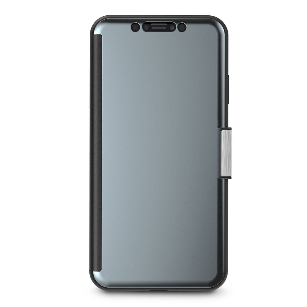 Moshi Stealthcover Series Case για Apple iPhone XS Max Gunmetal