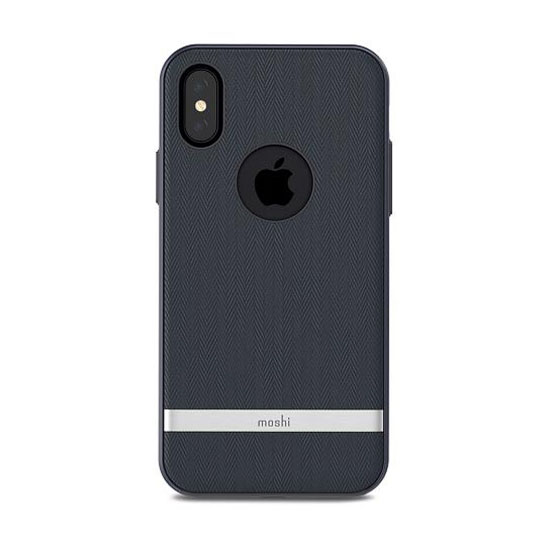"Moshi Vesta Series Case για Apple iPhone X (5.8"") Blue"
