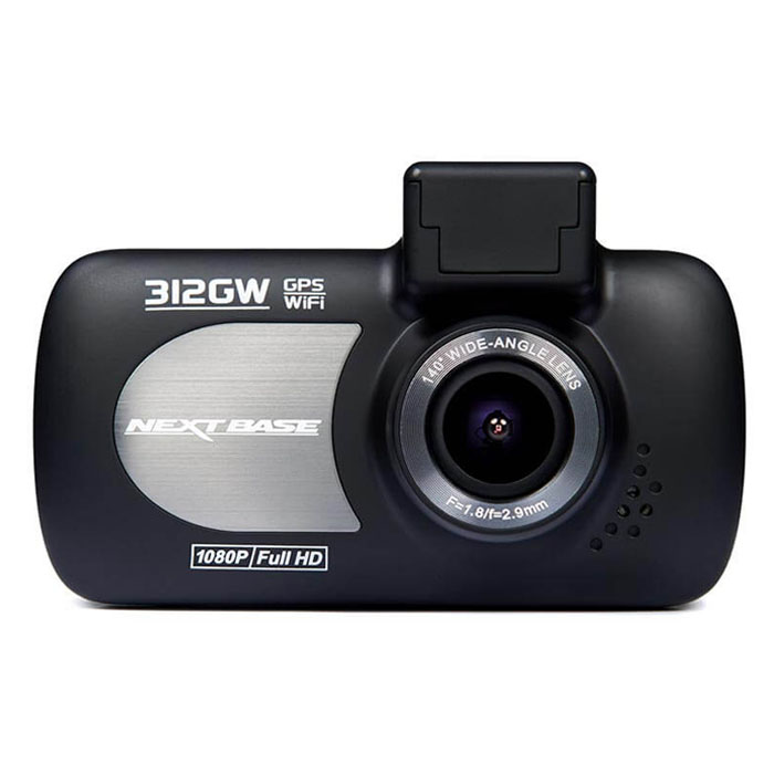 "Nextbase 312GW Car Video Recorder: DVR Camera Αυτοκινήτου με HD 1080p Recording + Οθόνη 2.7"" + Wi-Fi + GPS"
