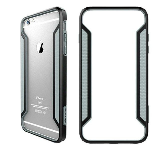 "Nillkin Slim Border Bumper Case για Apple iPhone iPhone 6 Plus / 6S Plus (5.5"") Black"