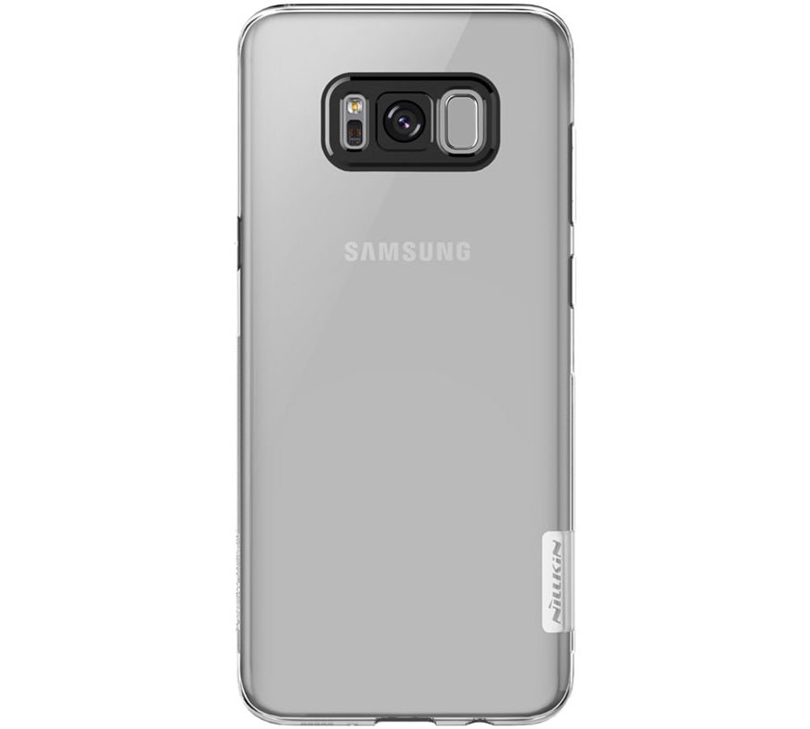 Nillkin Nature TPU Case 0.6mm για Samsung SM-G955F Galaxy S8+ (Plus) Clear
