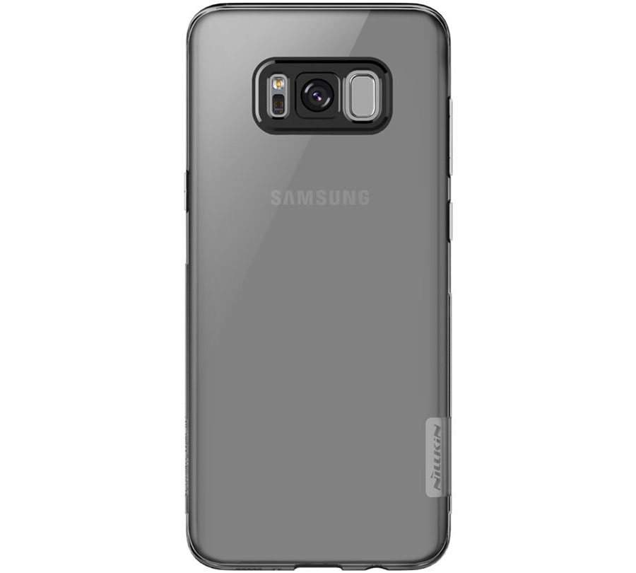 Nillkin Nature TPU Case 0.6mm για Samsung SM-G955F Galaxy S8+ (Plus) Grey
