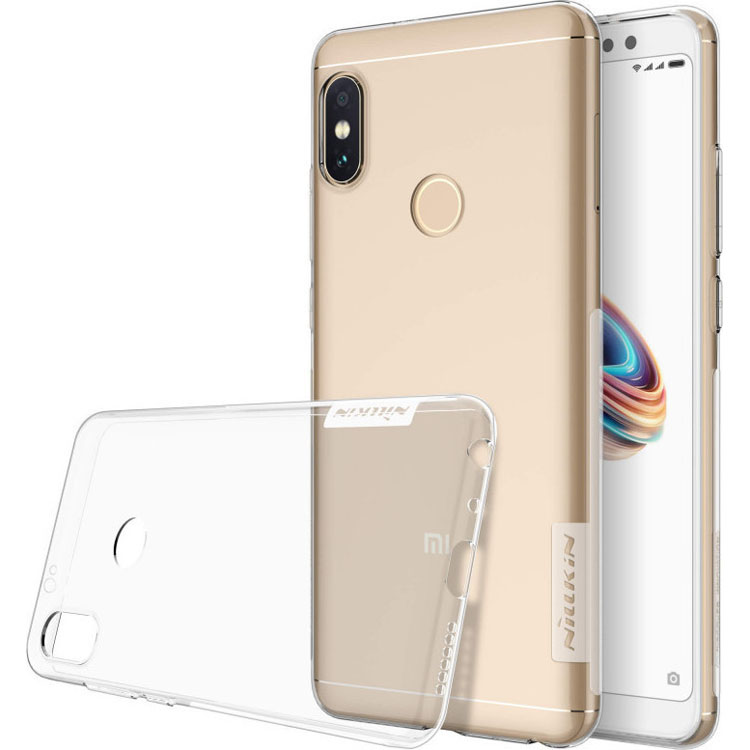 Nillkin Nature TPU Case 0.6mm για Xiaomi Redmi Note 5 / Redmi Note 5 Pro Clear