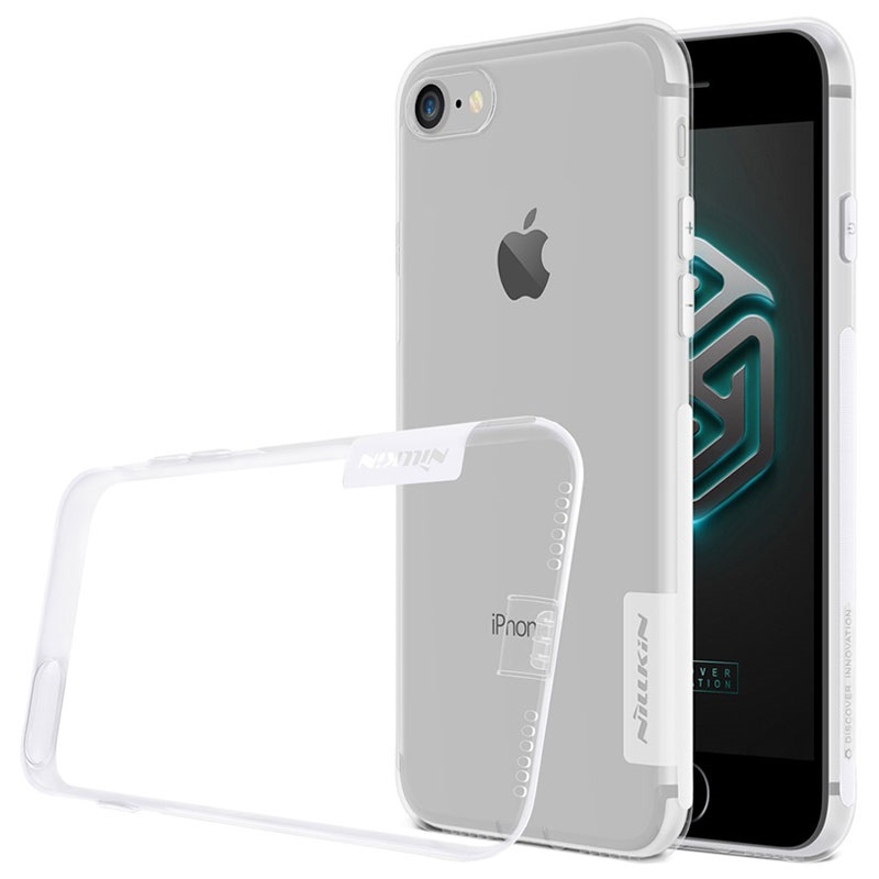 "Nillkin Nature TPU Case 0.6mm για Apple iPhone 7 (4.7"") Clear"