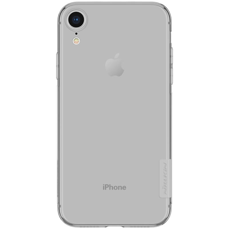 Nillkin Nature TPU Case 0.6mm για Apple iPhone XR Grey