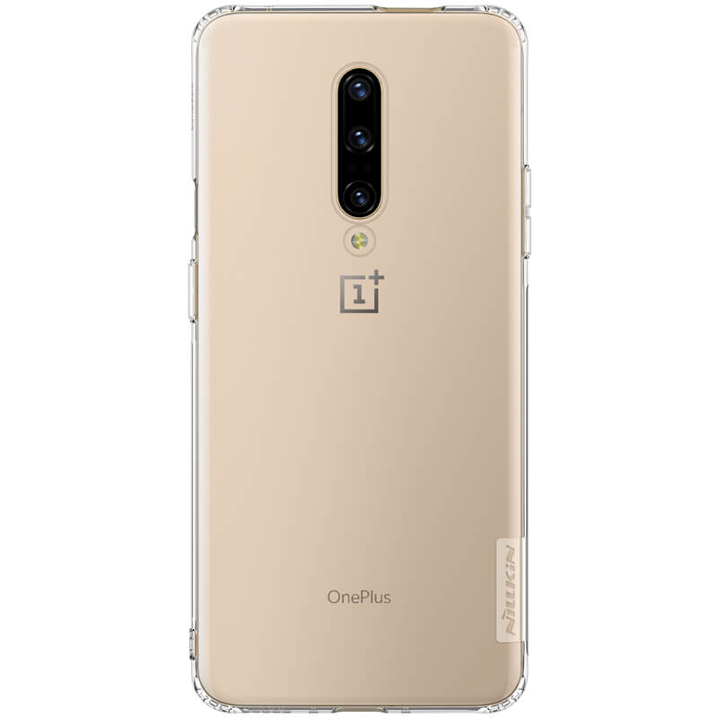 Nillkin Nature TPU Case 0.6mm για Oneplus 7 Pro Clear