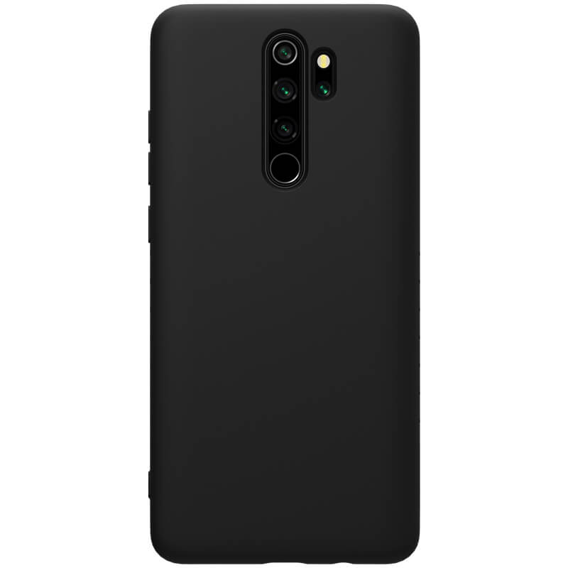 Nillkin Protective Case Rubber / Wrapped για Xiaomi Note 8 Pro Black