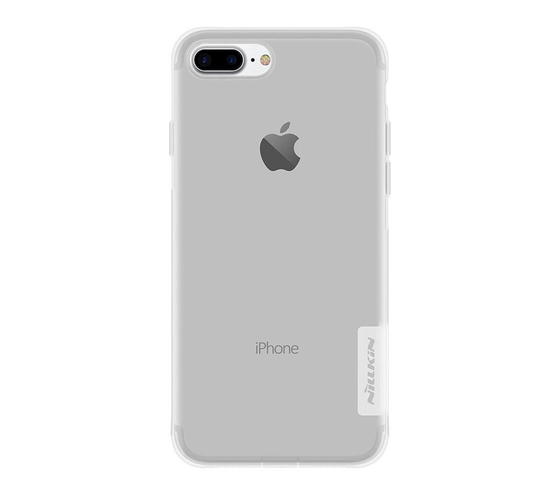 "Nillkin Nature TPU Case 0.6mm για Apple iPhone 7 Plus (5.5"") Clear"