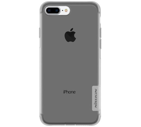 "Nillkin Nature TPU Case 0.6mm για Apple iPhone 7 Plus (5.5"") Grey"