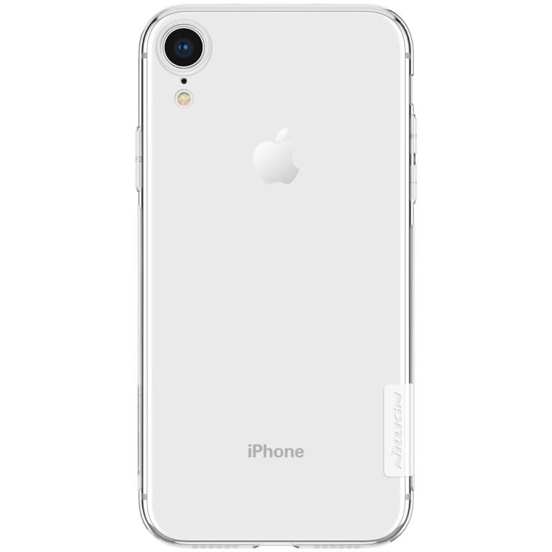 Nillkin Nature TPU Case 0.6mm για Apple iPhone XR Clear