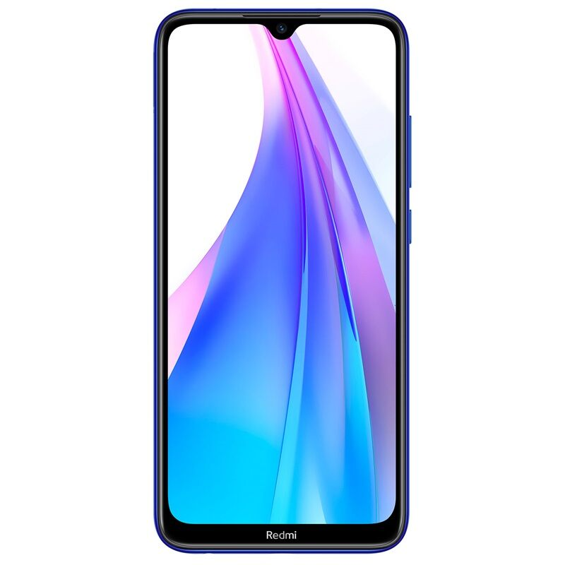 Xiaomi Redmi Note 8T, Dual Sim, 64GB & 4GB RAM, 4G Android Smartphone Starscape Blue (Global Version)