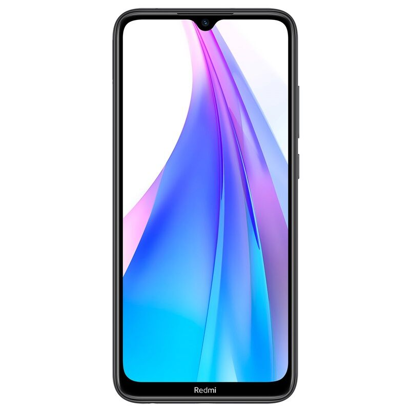 Xiaomi Redmi Note 8T, Dual Sim, 32GB & 3GB RAM, 4G Android Smartphone Moonshadow Grey (Global Version)