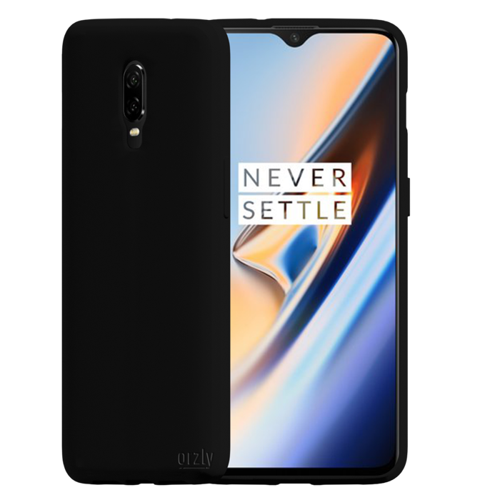 Orzly Flexicase Cover Case (TPU) για Oneplus 6T Black