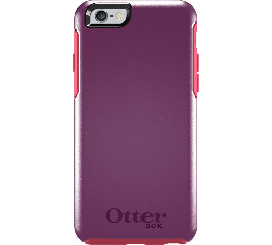 "Otterbox Symmetry Series Case για Apple iPhone 6 / 6S (4.7"") Damson Berry (77-50549)"
