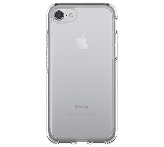 "Otterbox (77-53957) Symmetry Series Sleek Protection Case για Apple iPhone 7 & iPhone 8 (4.7"") Clear Crystal"