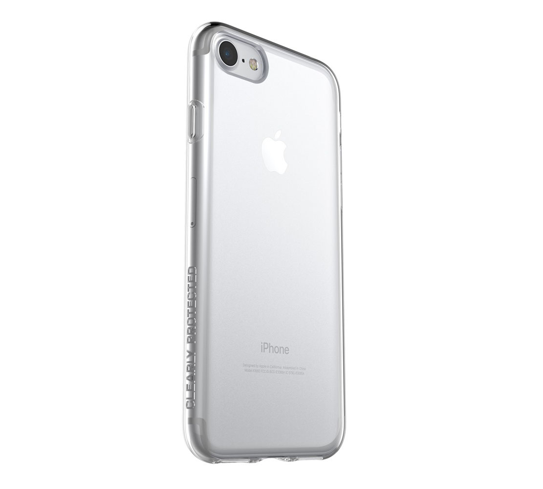 "Otterbox (77-54015) Clearly Protected Skin Case για Apple iPhone 7 & iPhone 8 (4.7"") Clear"