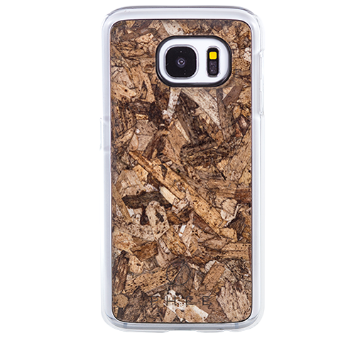 Phee Protective Case With Seagrass για Samsung SM-G920 Galaxy S6 Clear