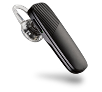 Plantronics Explorer 500 Black Multipoint Bluetooth Headset + Magnetic Cable (DeepSleep: αυτονομία έως και 6 μήνες!!!)