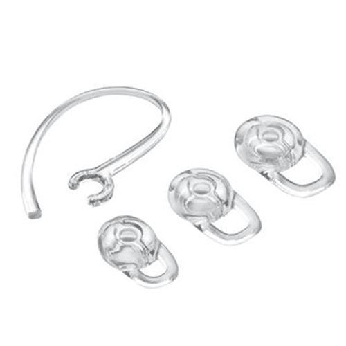 Plantronics (201955-02) Original Spare Eartip & Earloop για Plantronics M25, M55, M70, M90, M75, Explorer 500, Marque 2 κ.λπ.