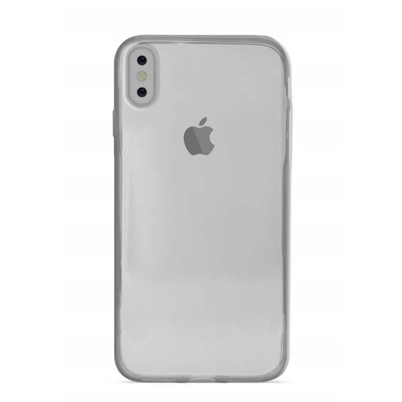 "Puro Nude TPU Case 0.3mm για Apple iPhone X (5.8"") Transparent (Clear)"