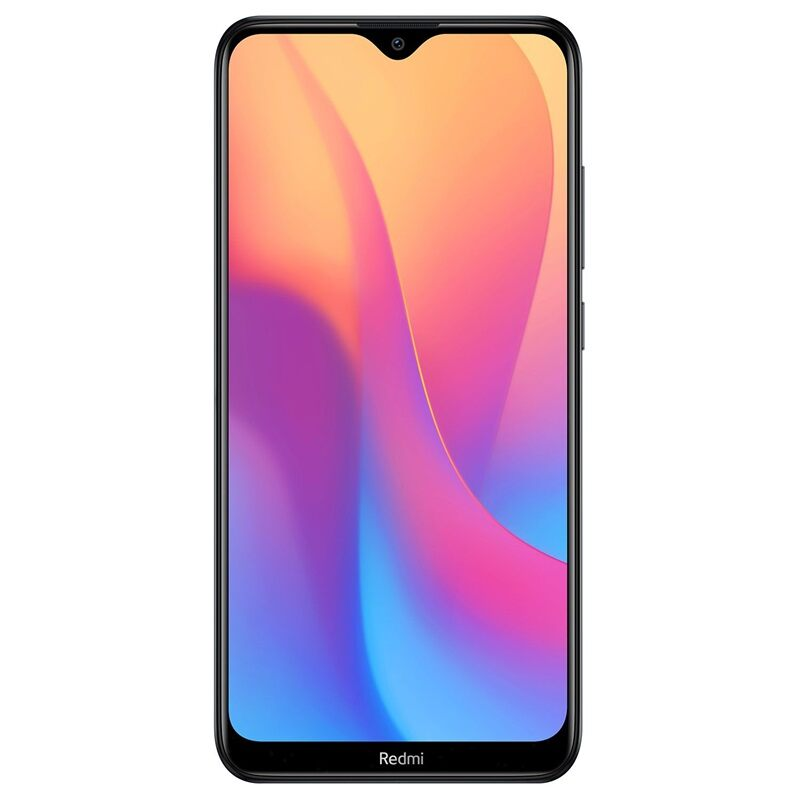 Xiaomi Redmi 8A, Dual Sim, 32GB & 2GB RAM, 4G Android Smartphone Midnight Black (Global Version)