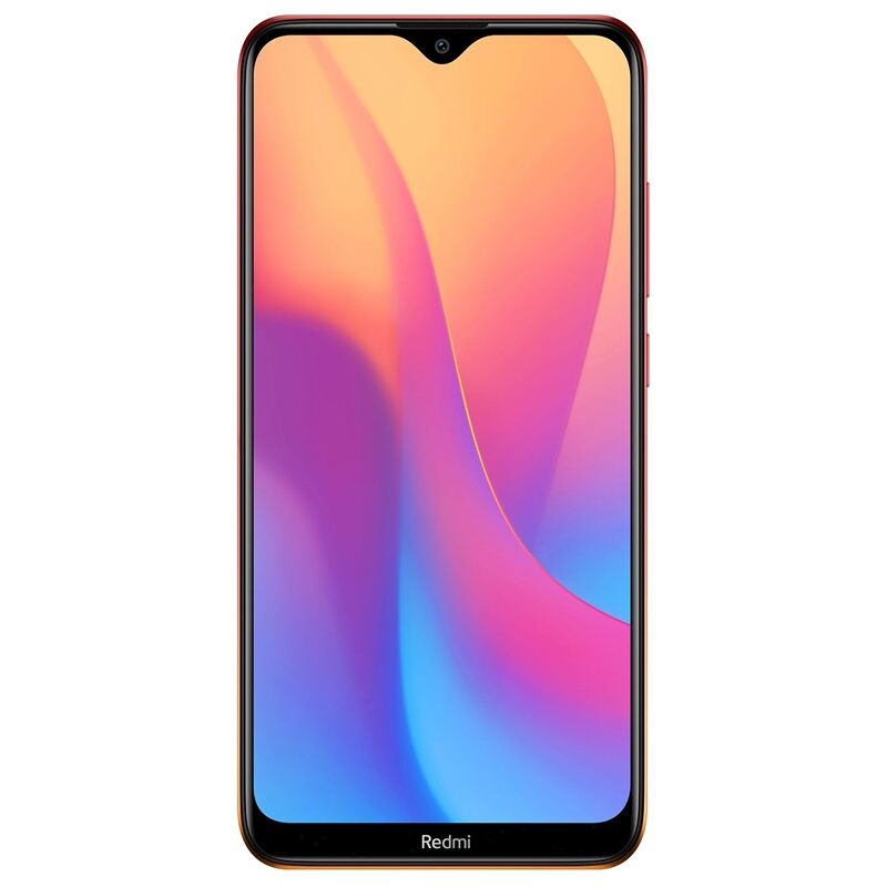 Xiaomi Redmi 8A, Dual Sim, 32GB & 2GB RAM, 4G Android Smartphone Sunset Red (Global Version)