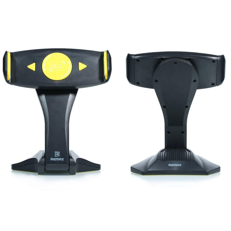 "Remax RM-C16 Black/Yellow Swivel Desk Stand Holder για iPad, Tablet & eReaders (7-15"")"