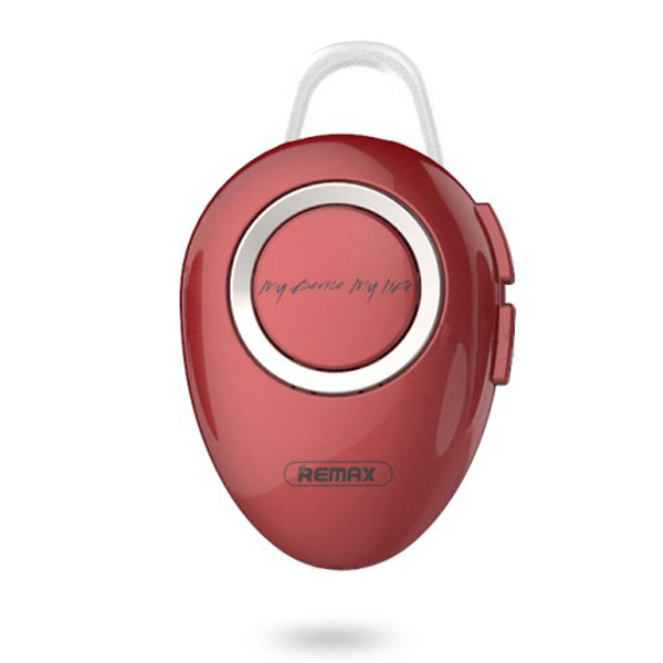 Remax RB-T22 Mini Bluetooth Headset Red