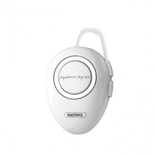 Remax RB-T22 Mini Bluetooth Headset White