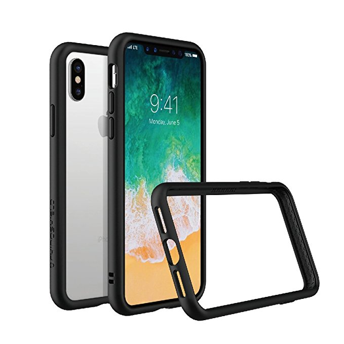 RhinoShield Crash Bumper Case για Apple iPhone XS Max / 11 Pro Max Black