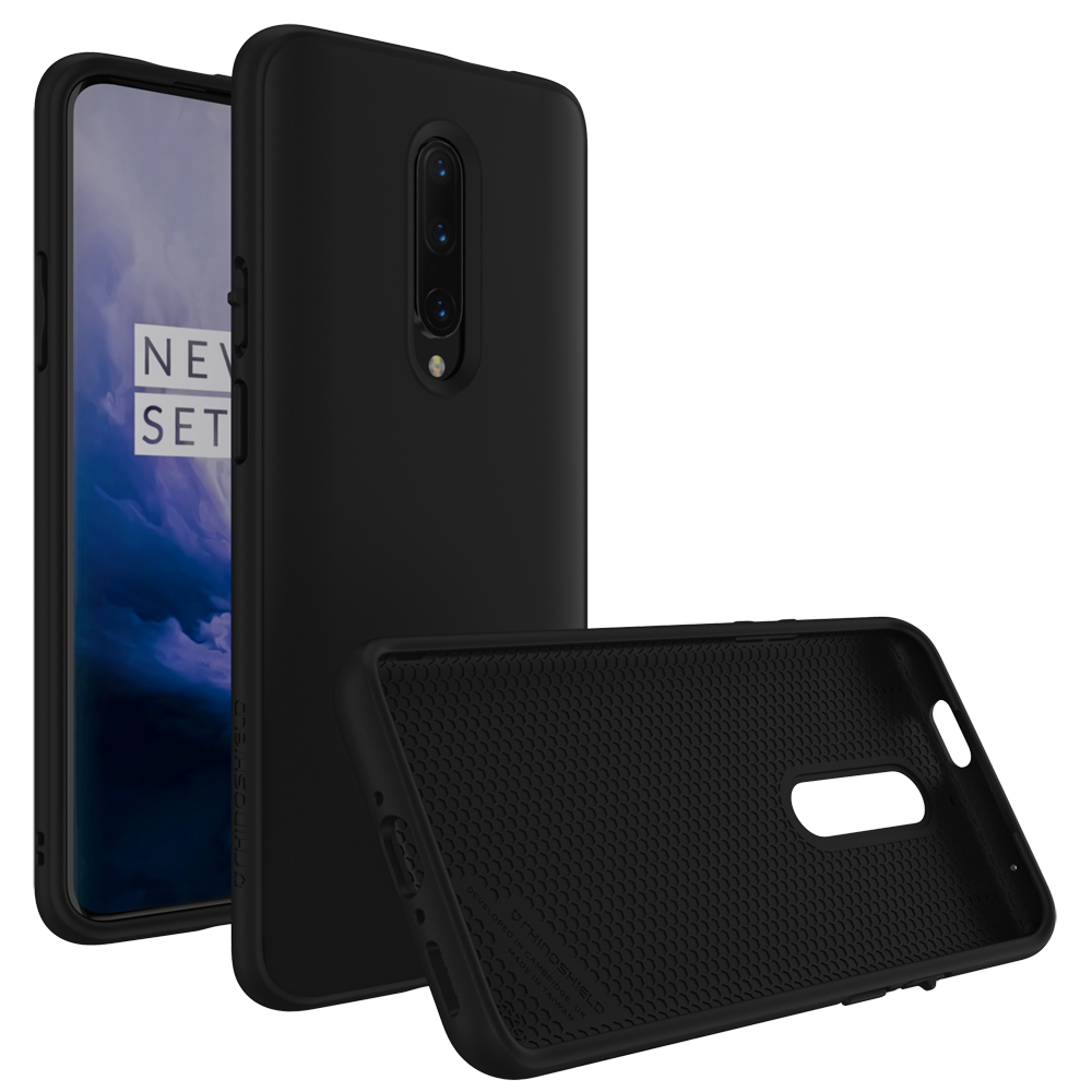RhinoShield SolidSuit Case για Oneplus 7T Pro Black