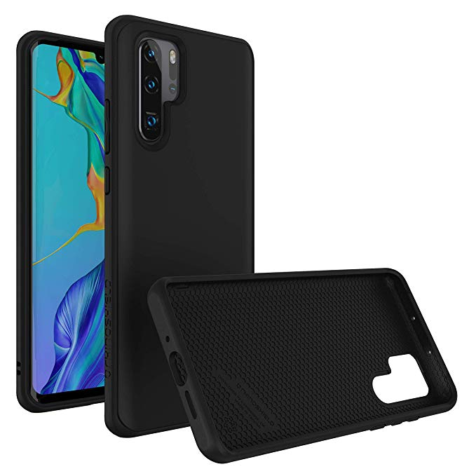 RhinoShield SolidSuit Case για Huawei P30 Pro Black