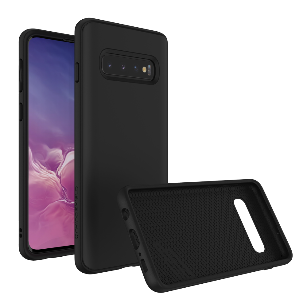 RhinoShield SolidSuit Case για Samsung SM-G973F Galaxy S10 Black