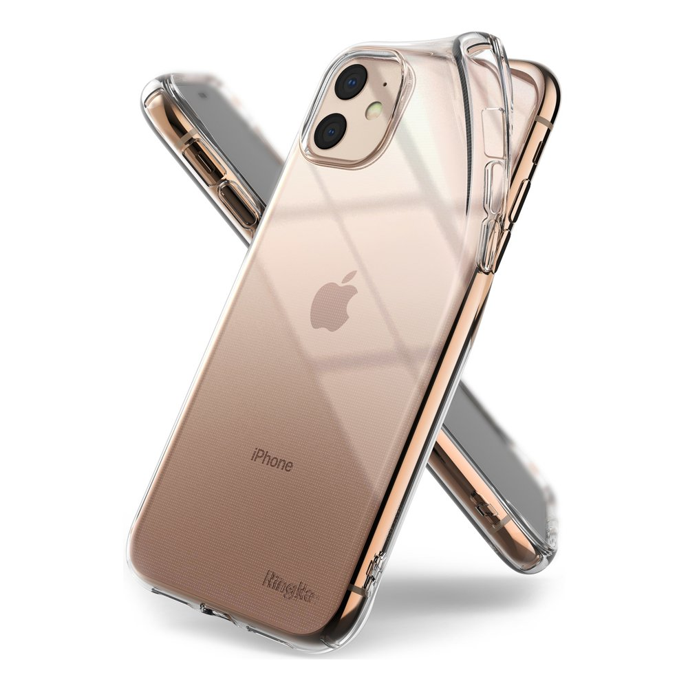Ringke Air Ultra Thin TPU Case για Apple iPhone XR / iPhone 11 Clear
