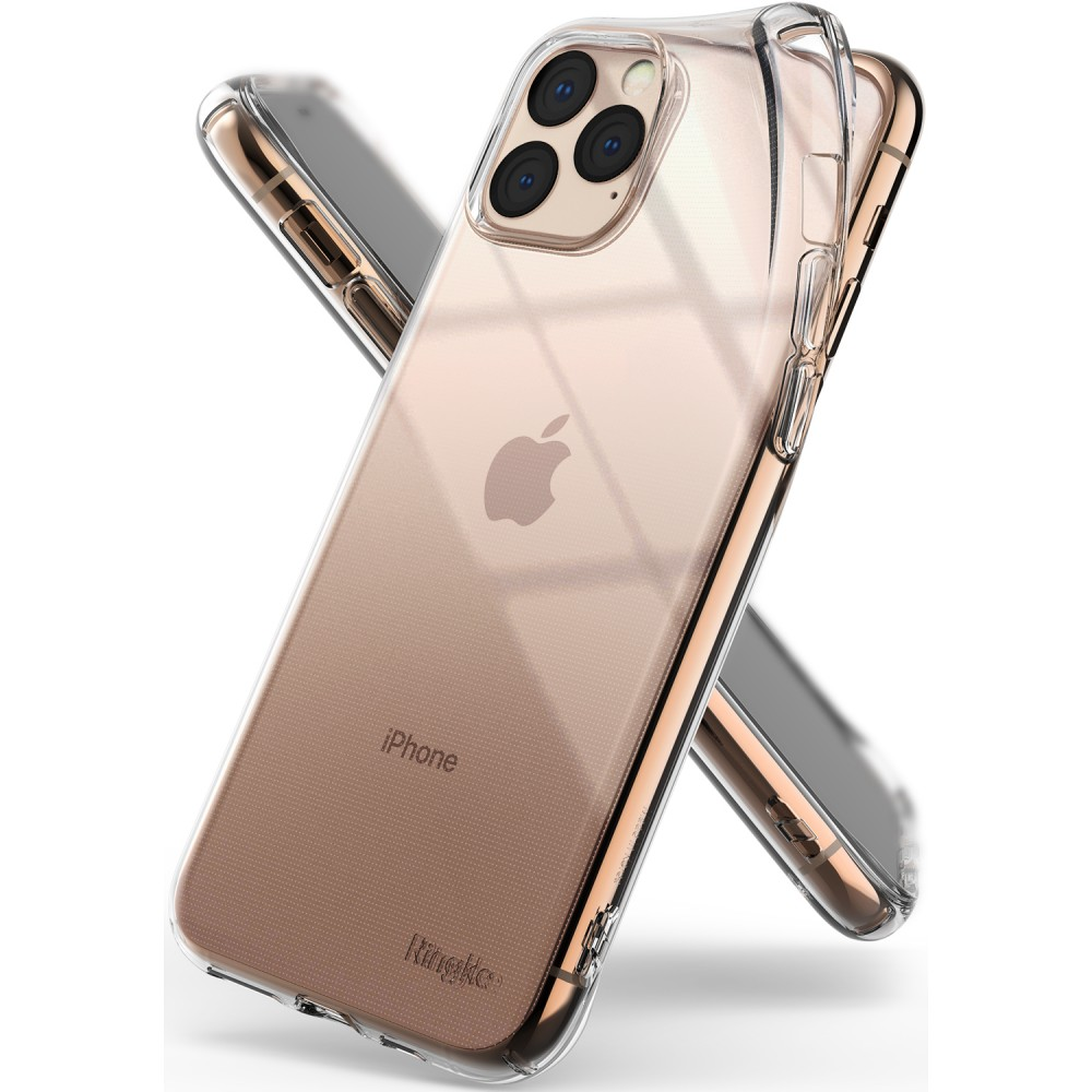 Ringke Air Ultra Thin TPU Case για Apple iPhone X - XS / iPhone 11 Pro Clear