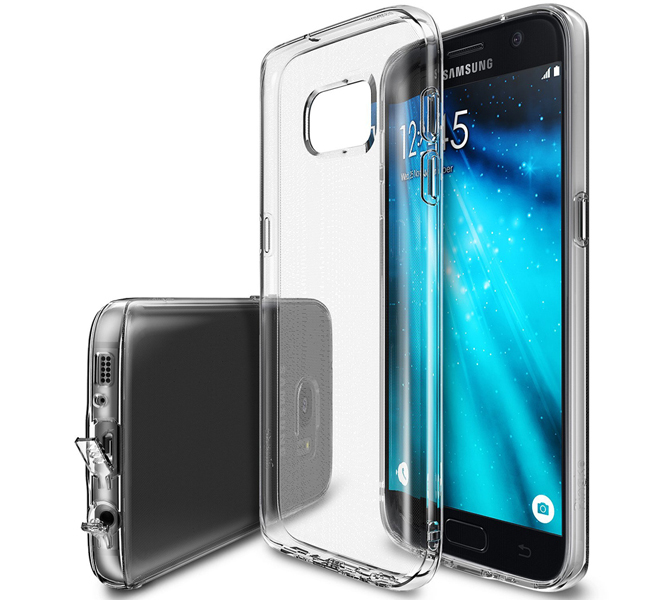 Ringke Fusion Air Ultra Slim TPU Case για Samsung SM-G930F Galaxy S7 Clear